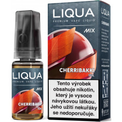Liquid LIQUA CZ MIX Cherribakki 10ml-18mg