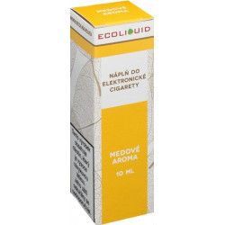 Liquid Ecoliquid Honey 10ml - 18mg (Med)
