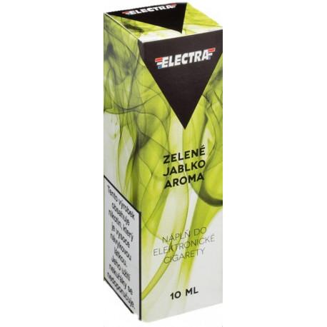 Liquid ELECTRA Green apple 10ml - 18mg (Zelené jablko)