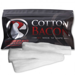 Wick n Vape Cotton Bacon V2 (organická vata, 10ks)