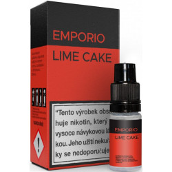 Liquid EMPORIO Lime Cake 10ml - 18mg