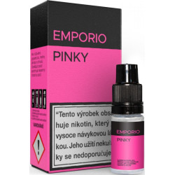 Liquid EMPORIO Pinky 10ml - 9mg