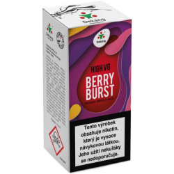 Liquid EMPORIO Blueberry 10ml - 9mg