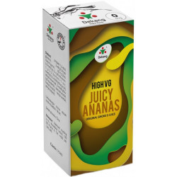Liquid Dekang High VG Juicy Ananas 10ml - 0mg (Šťavnatý ananas)