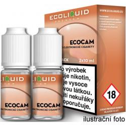 Liquid Ecoliquid Premium 2Pack ECOCAM 2x10ml - 6mg