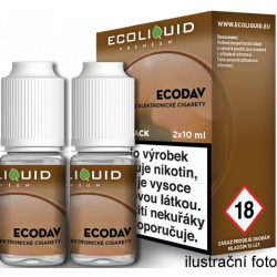 Liquid Dekang High VG Florid Blue 10ml - 1,5mg (Ledové borůvky)
