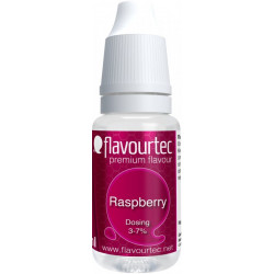 Příchuť Flavourtec Raspberry 10ml (Malina)