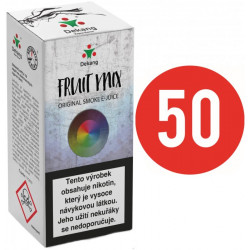 Liquid Dekang Fifty Fruit Mix 10ml - 18mg (Ovocný mix)