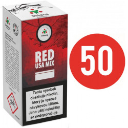 Liquid Dekang Fifty Red USA Mix 10ml - 11mg