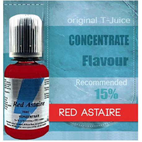 Příchuť T-Juice Red Astaire 30ml
