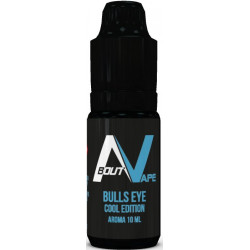 Příchuť About Vape (Bozz) Pure COOL EDITION 10ml Bulls Eye
