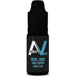 Příchuť About Vape (Bozz) Pure COOL EDITION 10ml Devil Juice