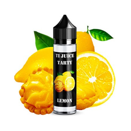 Příchuť Ti Juice Tarty Lemon 10ml