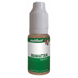 Příchuť EULIQUID Manhattan Mentol Tabák 10ml