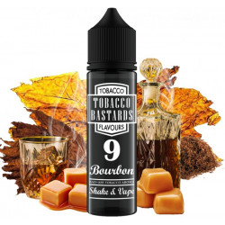 Příchuť Flavormonks Tobacco Bastards Shake and Vape 12ml No.09 Bourbon