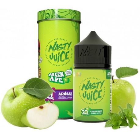 Příchuť Nasty Juice - Yummy S&V 20ml Green Ape