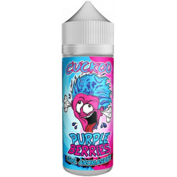 Příchuť CUCKOO Shake and Vape 15ml Purple Berries