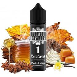 Příchuť Flavormonks Tobacco Bastards Shake and Vape 12ml No.01 Custard