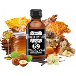 Příchuť Flavormonks 10ml Tobacco Bastards No.69 Whiskey Oak