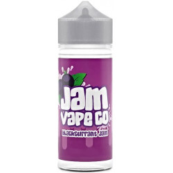Příchuť Juice Sauz The Jam Vape Co Shake and Vape 30ml Blackcurrant Jam