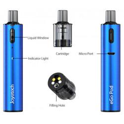 VOOPOO Drag Nano elektronická cigareta 750mAh Klein Blue