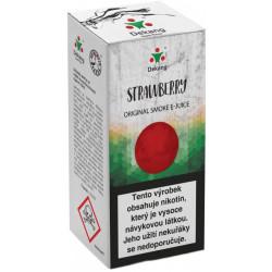 Liquid Dekang Strawberry 10ml - 11mg (Jahoda)