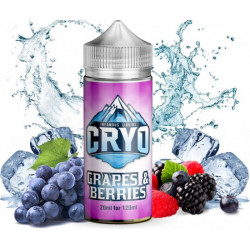 Příchuť Infamous Cryo Shake and Vape 20ml Grapes and Berries