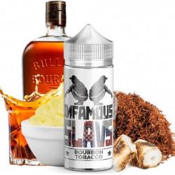 Příchuť Infamous Slavs Shake and Vape 20ml Bourbon Tobacco