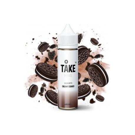 Příchuť ProVape Take Mist V2 Shake and Vape 20ml Creamy Cookies