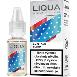 Liquid LIQUA CZ Elements American Blend 10ml-18mg (Americký míchaný tabák)